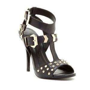 Chinese Laundry Black Ladies Night Heeled Sandal